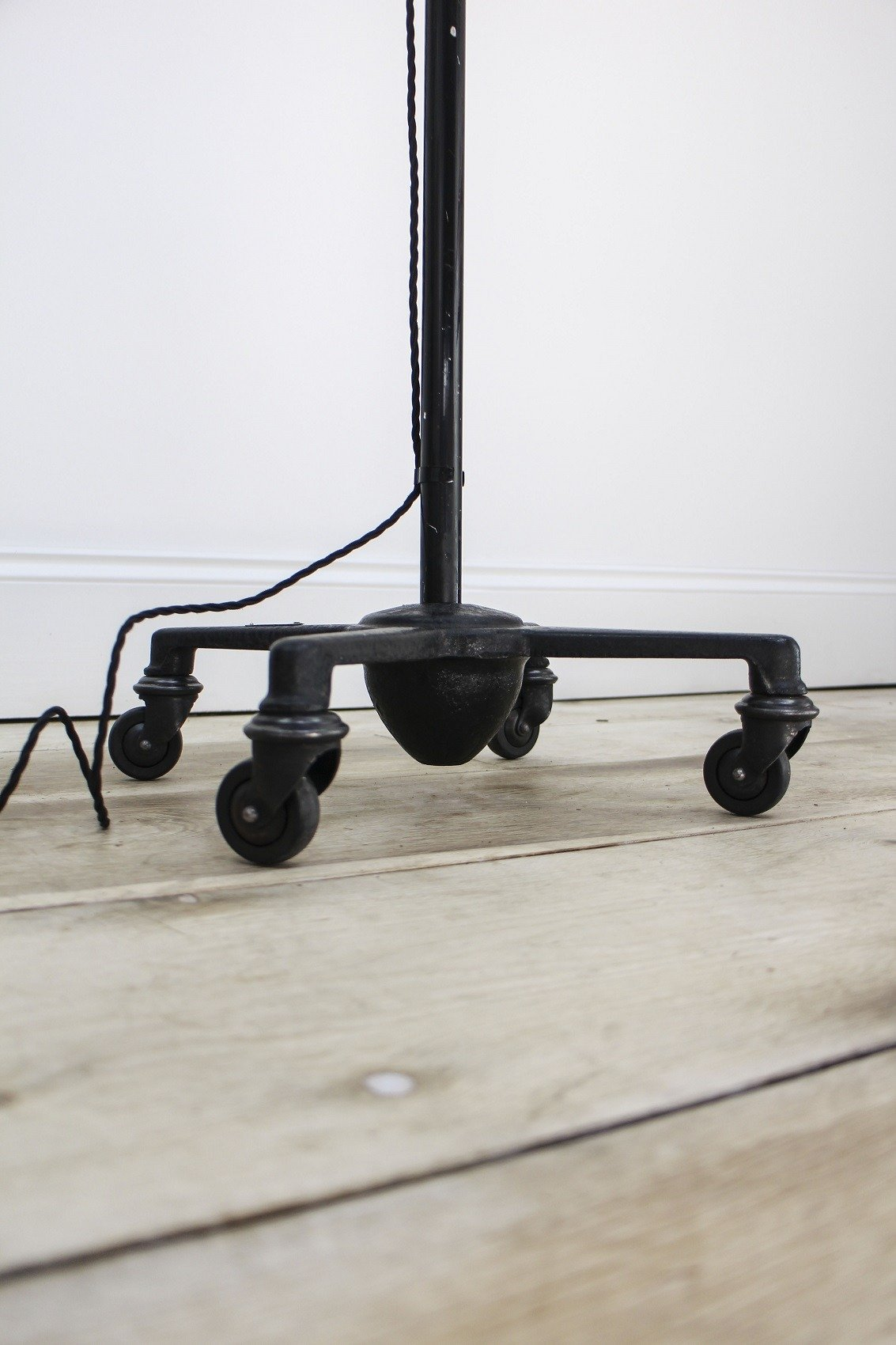 Floor standing trolley anglepoise lamp cooling cooling floor standing trolley anglepoise lamp aloadofball Image collections