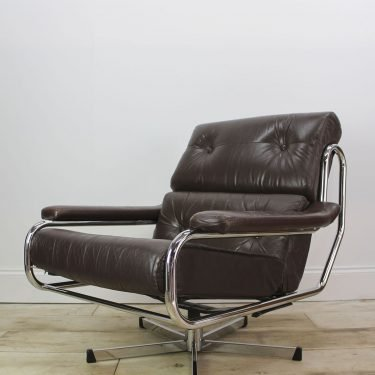 PIEFF ALPHA SWIVEL CHAIR - COOLING & COOLING