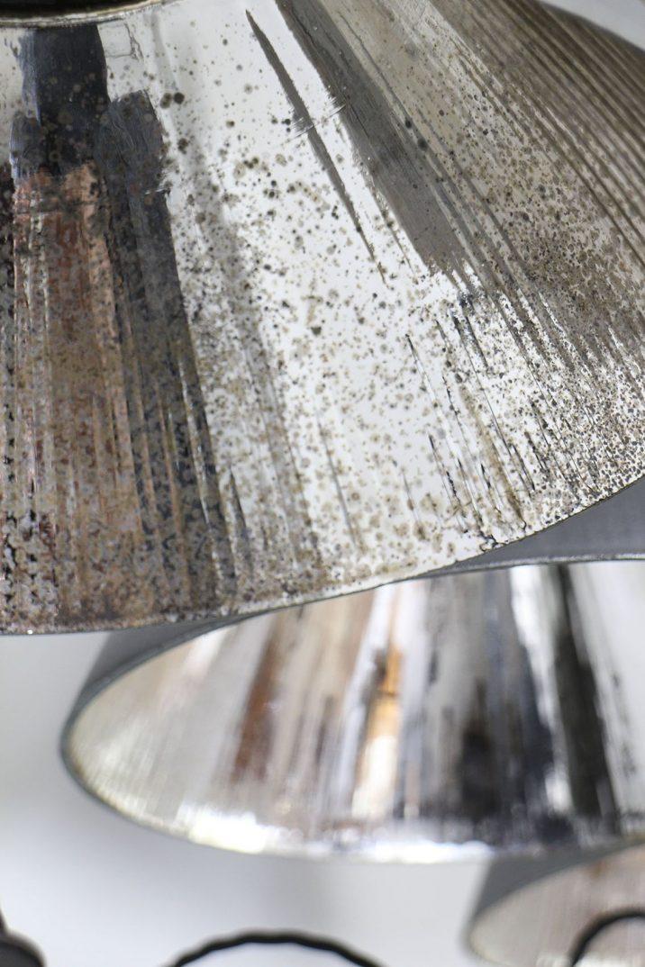 Holophane Polished Dome Pendant Light - Cooling & Cooling