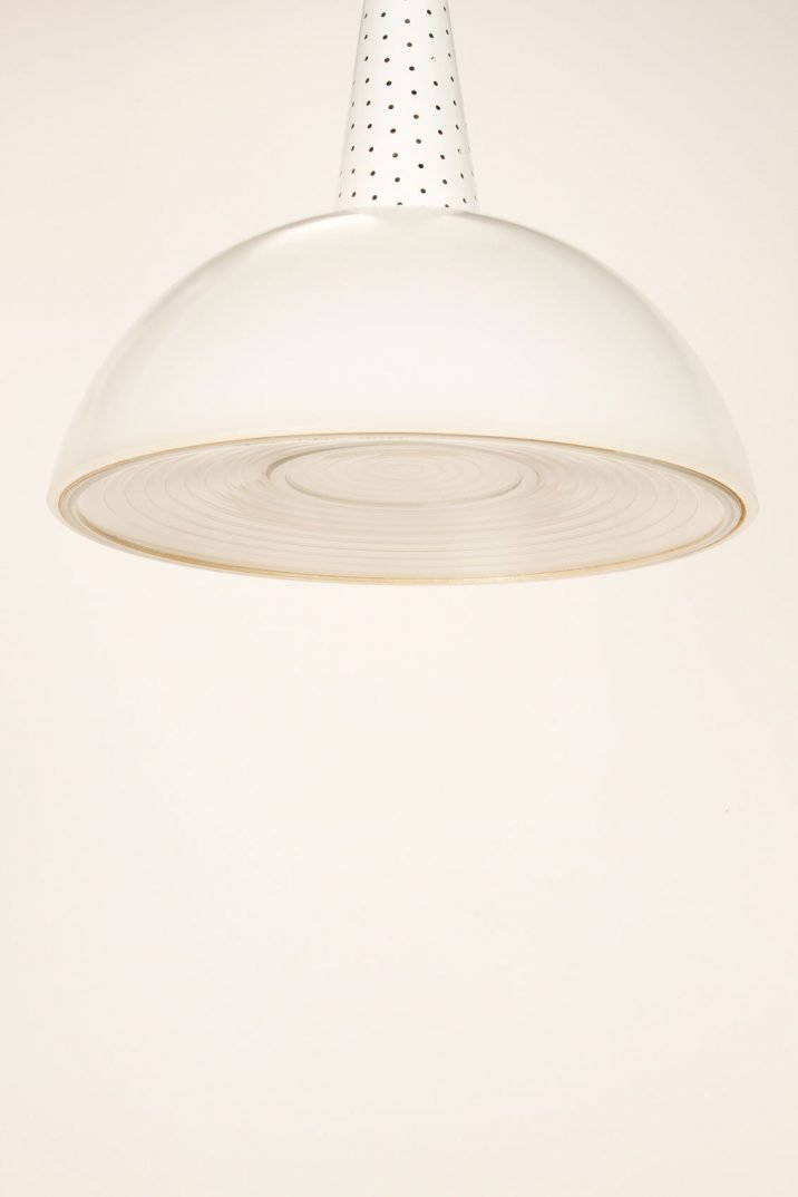 Pendant Light By Mathieu Matégot For Holophane - Cooling & Cooling
