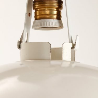 Pendant Light By Mathieu Matégot For Holophane - Cooling & Cooling