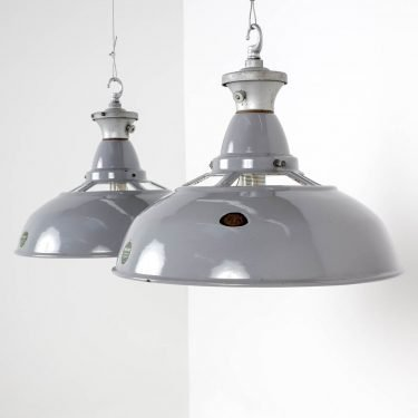 Industrial Benjamin Lights