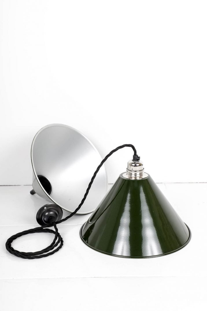 Vintage British Army Lights - Cooling & Cooling