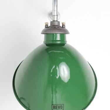 Large Industrial Wall Light