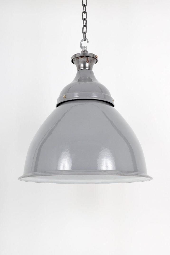 XL Industrial Pendant Light