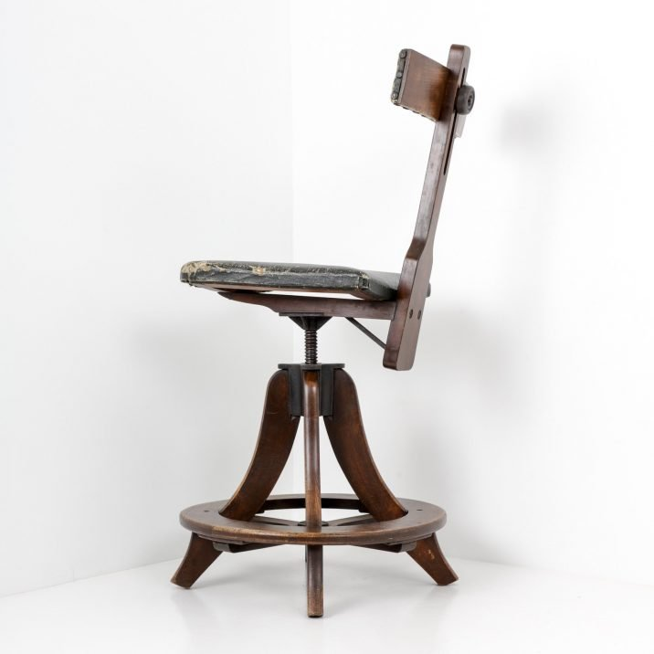 Antique Artist Chair By Glenister - Cooling & Cooling