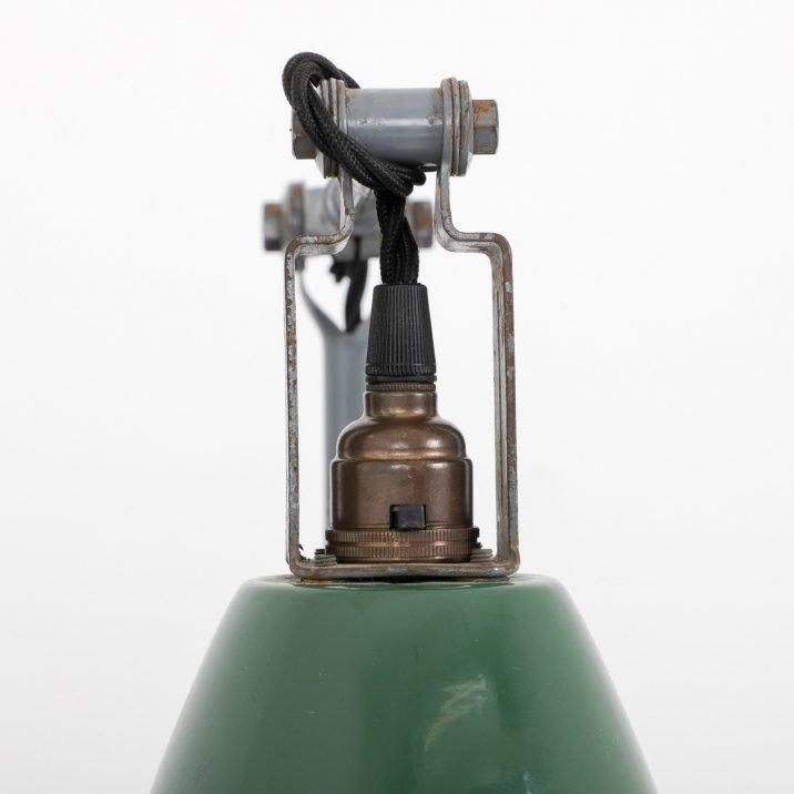 DUGDILLS RTM ANGLEPOISE DESK LAMPS - COOLING & COOLING