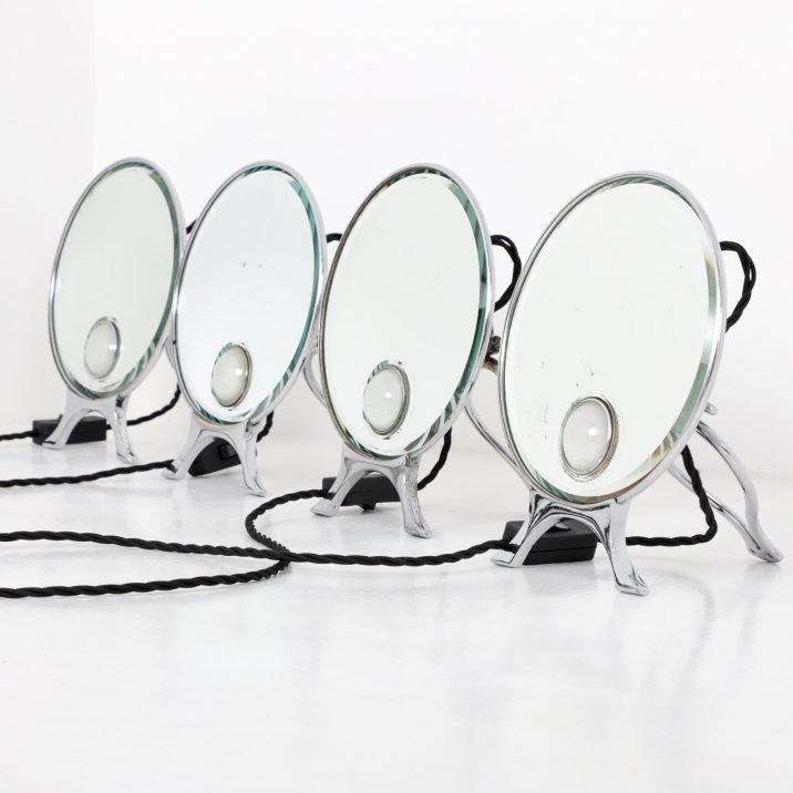 Illuminated Vanity Mirrors