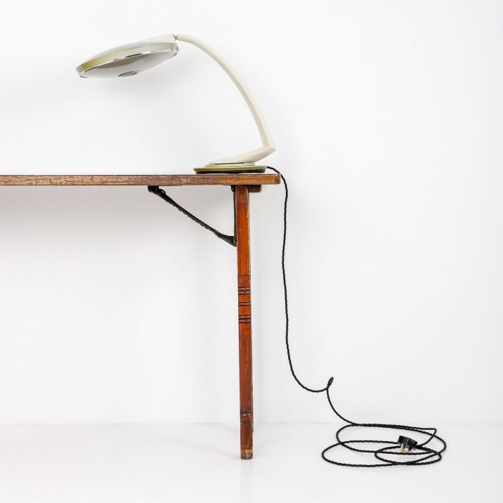 Fase Desk Lamp - Cooling & Cooling