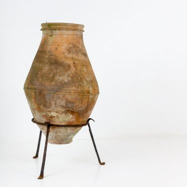 Medium Antique Greek Pithoi Pot
