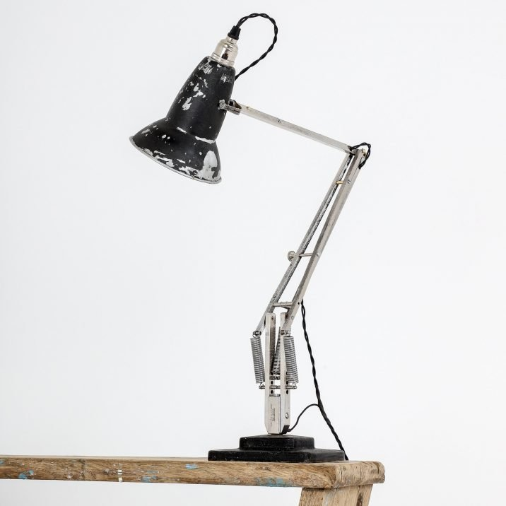 Type 1 Herbert Terry Anglepoise Desk Lamp - Cooling & Cooling