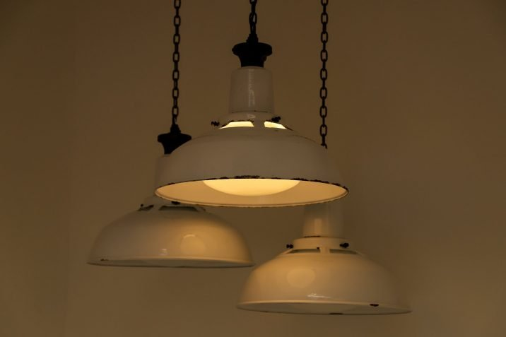 XL industrial white diffused light