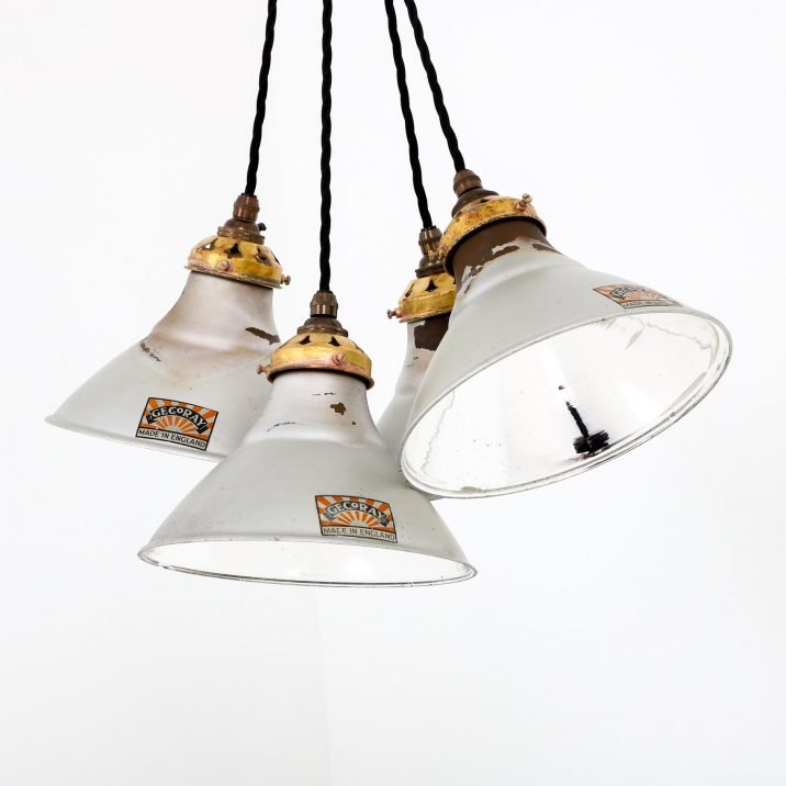 DIMINUTIVE MIRRORED PENDANT LIGHTS BY GECoRAY - COOLING & COOLING