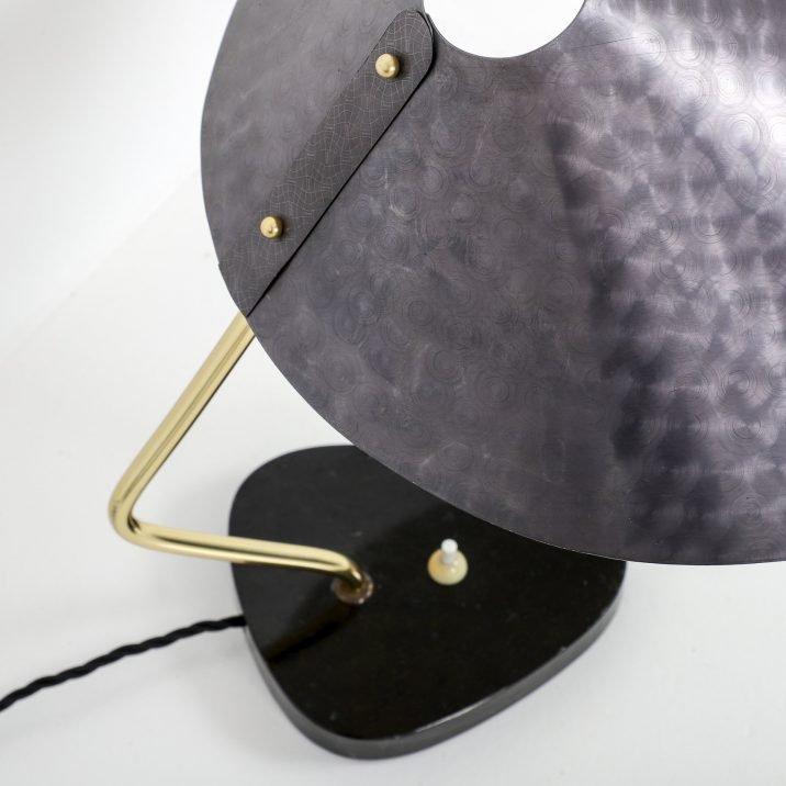 Vintage 1950's German Desk Lamp - Cooling & Cooling