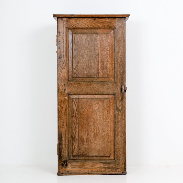 ANTIQUE COUNTRY HOUSE WALL CUPBOARD - COOLING & COOLING