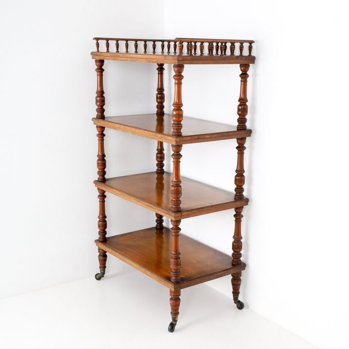 Antique English Country House Pantry Rack - Cooling & Cooling