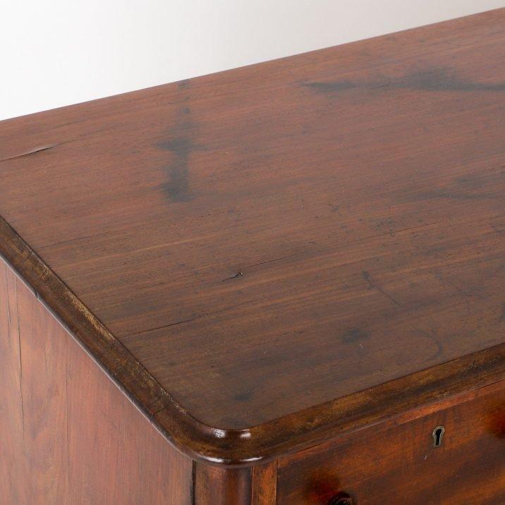 Antique Mahogany Dresser Base - Cooling & Cooling