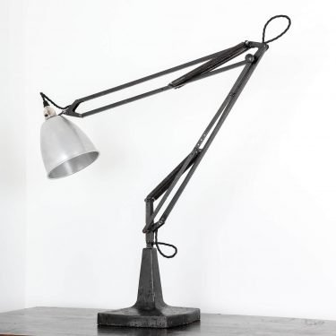Lrare Herbert Terry 1208 Prototype Desk Lamp - Cooling & Cooling