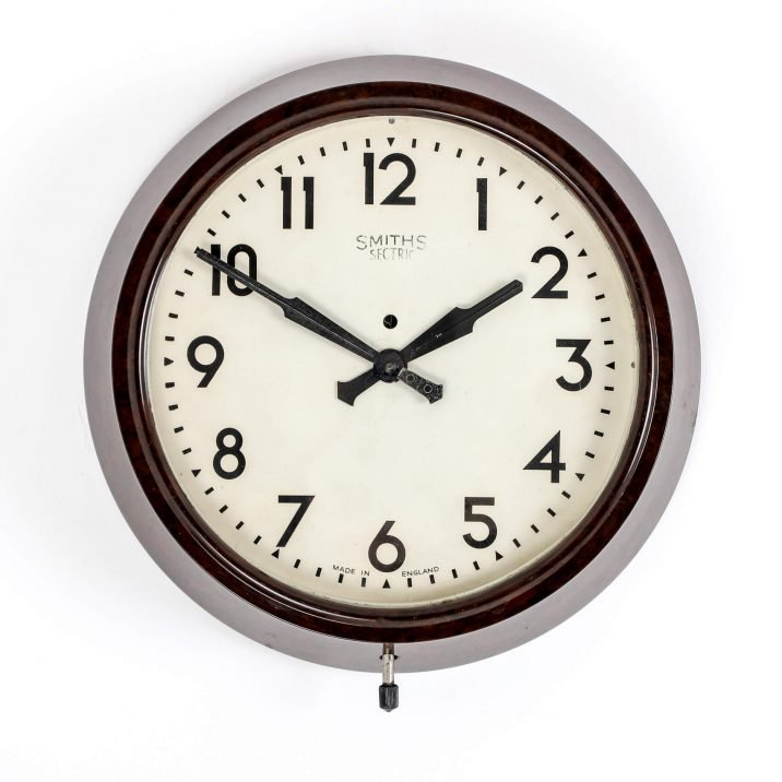 SMITHS WALL CLOCK 1 Cooling & Cooling