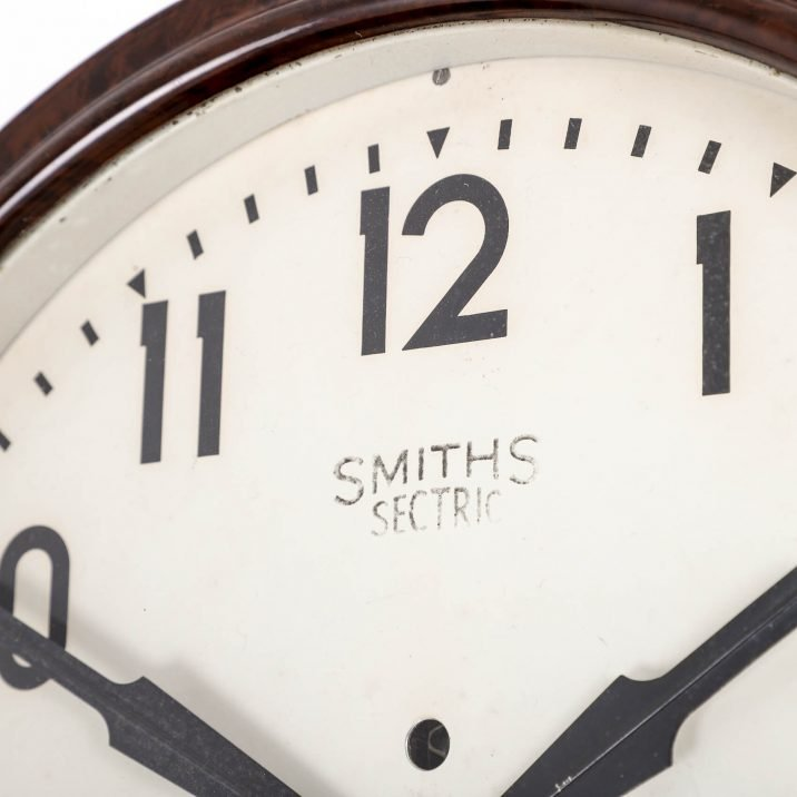SMITHS WALL CLOCK 4 Cooling & Cooling