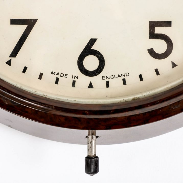SMITHS WALL CLOCK 5 Cooling & Cooling