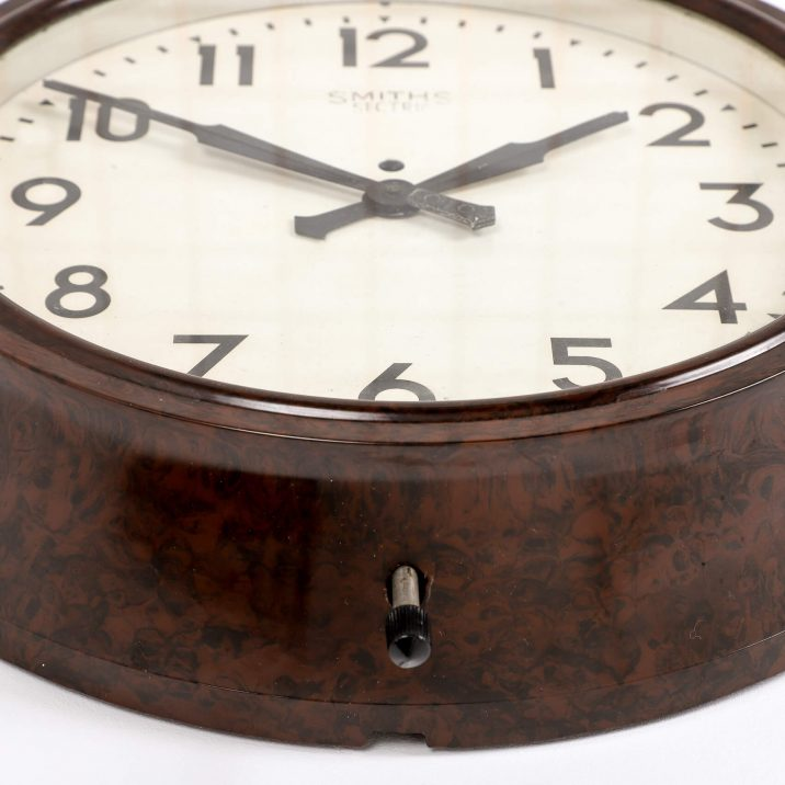 SMITHS WALL CLOCK 8 Cooling & Cooling