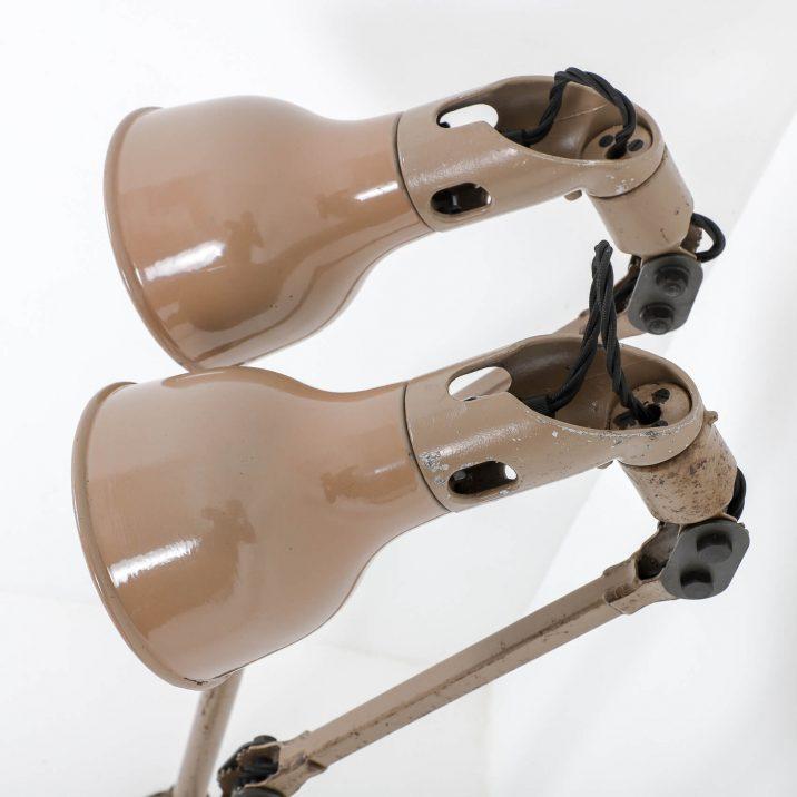 INDUSTRIAL MEK ELEK ANGLEPOISE LAMP 9 Cooling & Cooling