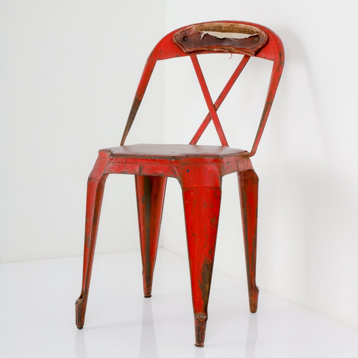 RED EVERTAUT X CHAIR 2 Cooling & Cooling