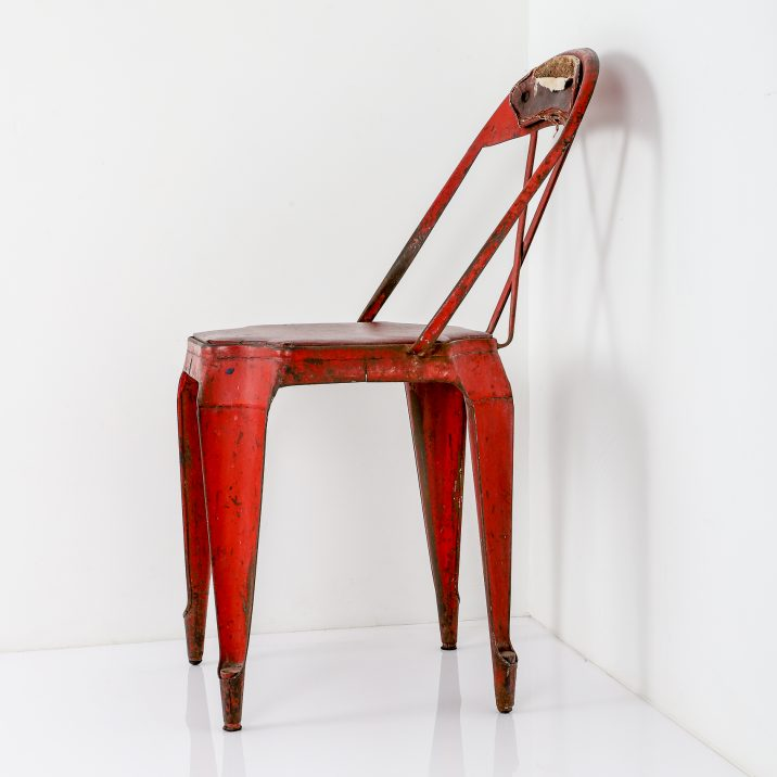RED EVERTAUT X CHAIR 3 Cooling & Cooling