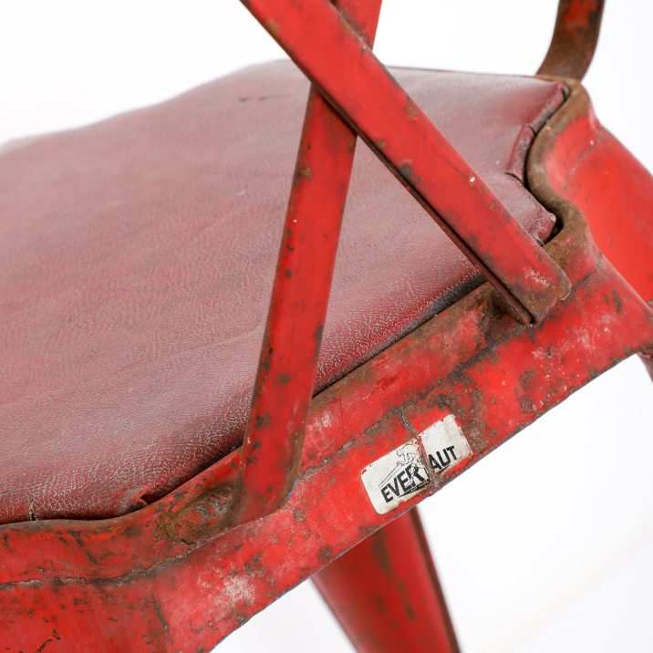 RED EVERTAUT X CHAIR 9 Cooling & Cooling