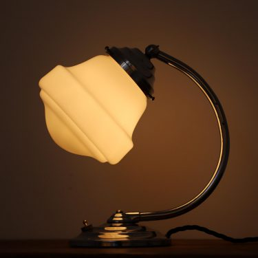 Antique art-deco desk lamp