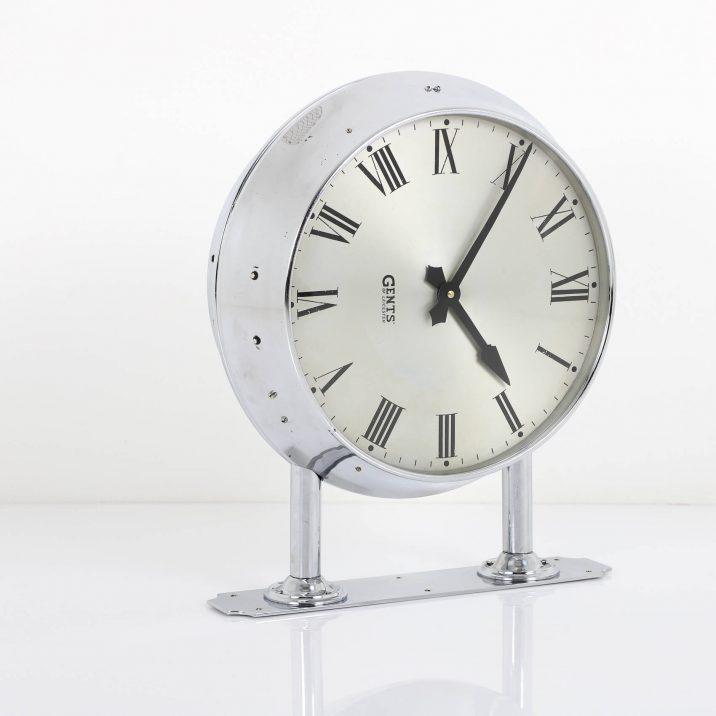 gents station clock