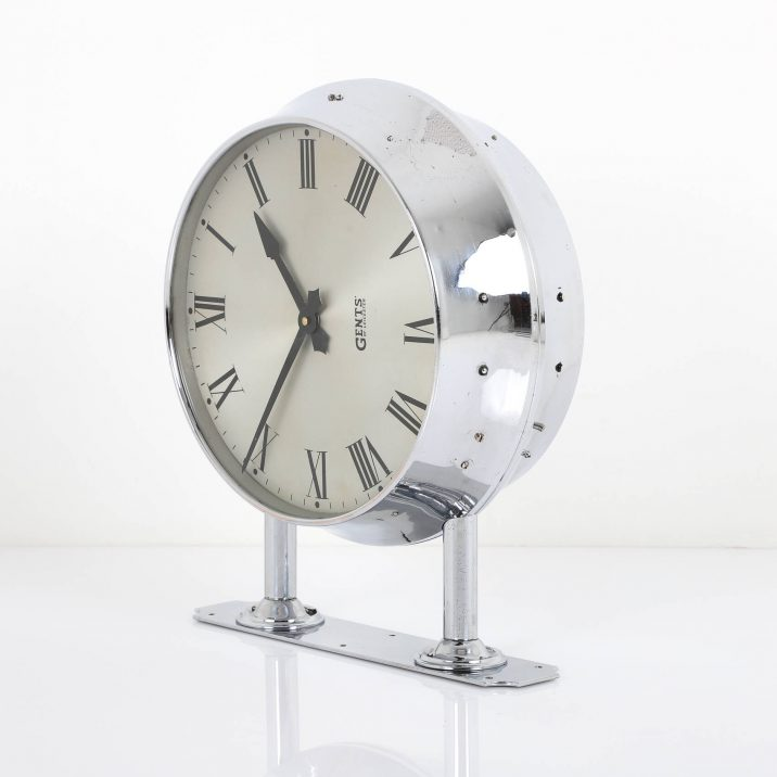 doublesided wall clock