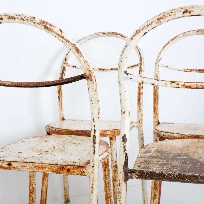 rene herbst chairs