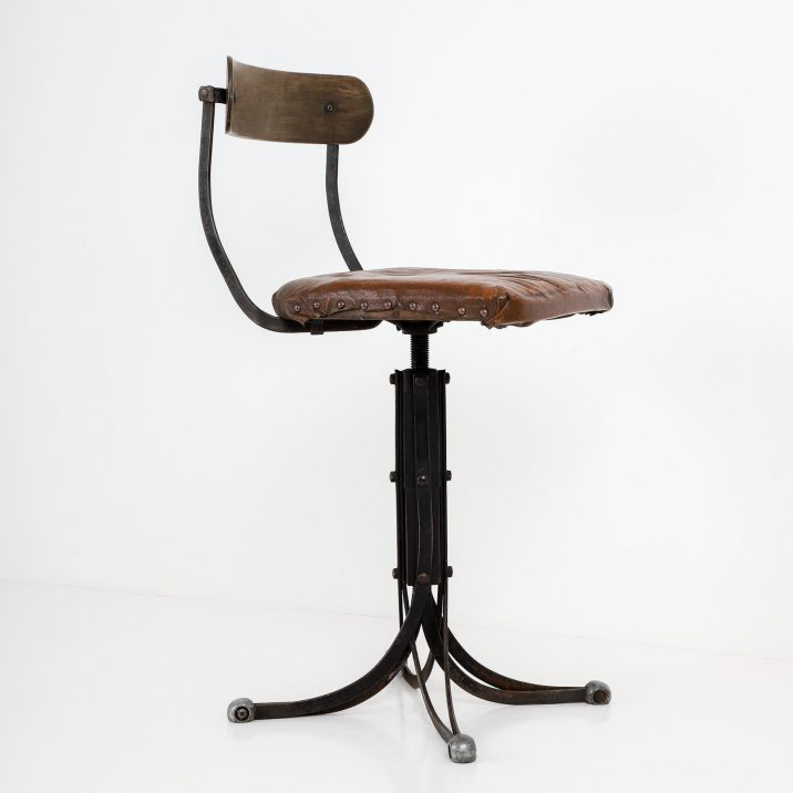 antique blade chair