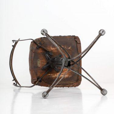 Ruben Owen metallic chair back