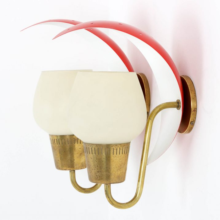 1950S ITALIAN WALL LIGHTS 1 Cooling & Cooling
