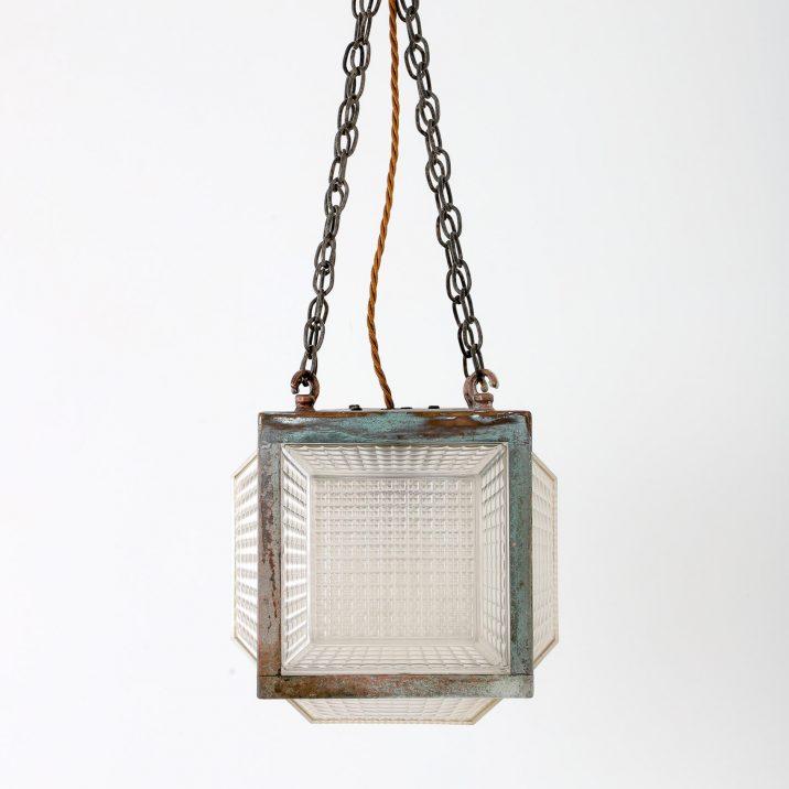 cube pendant lighting