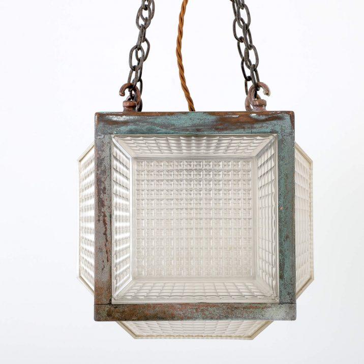 holophane cube lighting