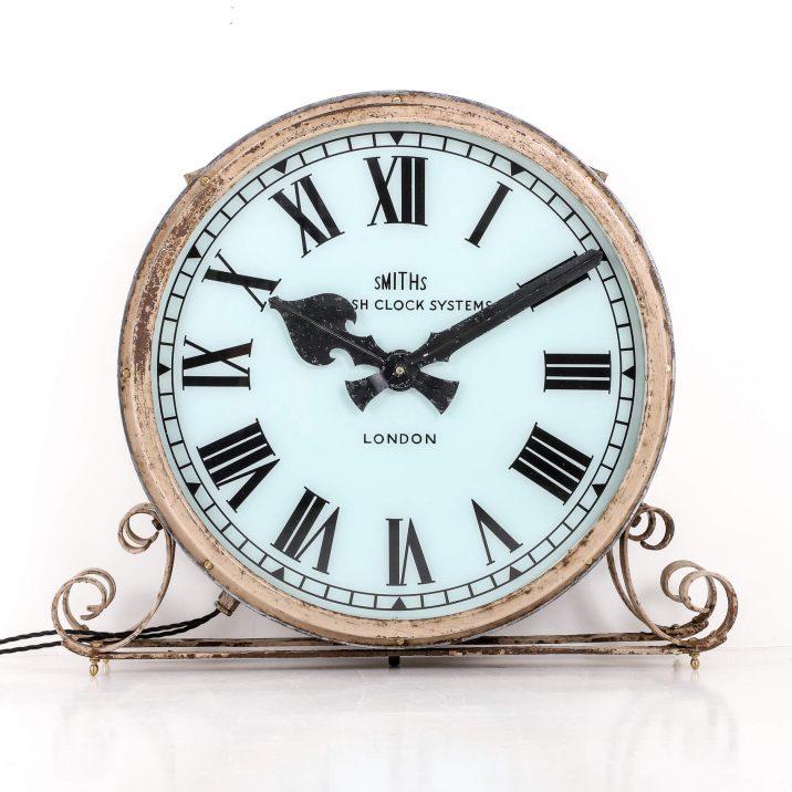 antique london clock