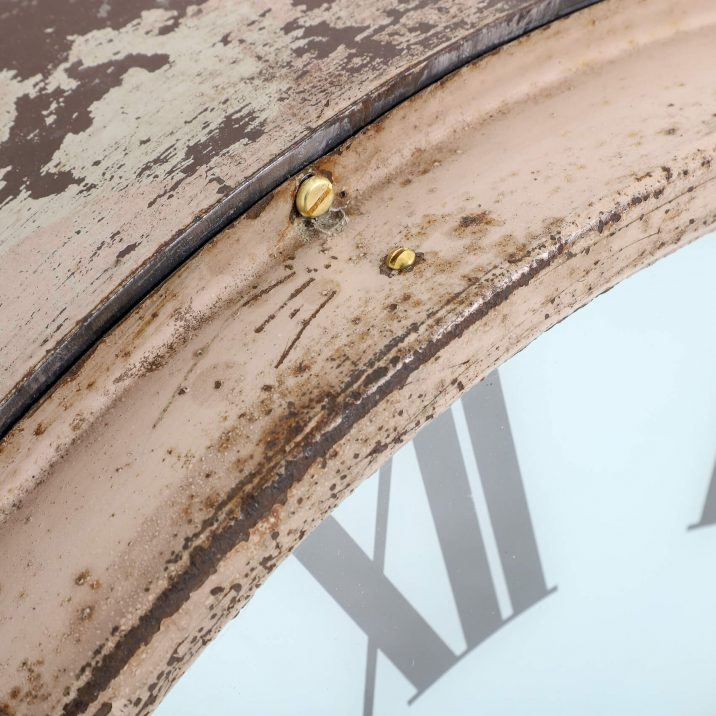 large smiths antique clock
