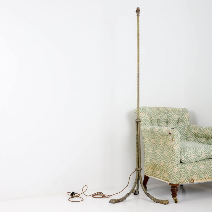 VICTORIAN BYZANTINE FLOOR LAMP 8 Cooling & Cooling