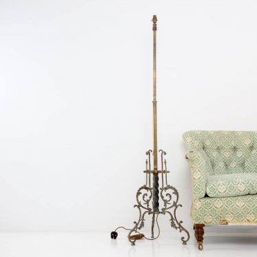 VICTORIAN FLOOR LAMP 1 Cooling & Cooling