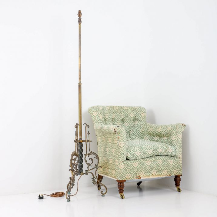 VICTORIAN FLOOR LAMP 2 Cooling & Cooling