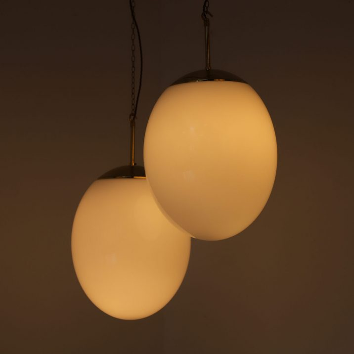 XXL OVALOID OPALINE PENDANT 4 1 Cooling & Cooling