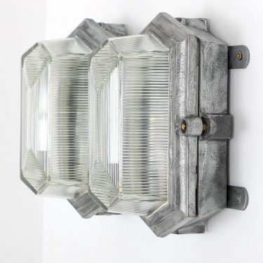 ART DECO INDUSTRIAL BULKHEAD LIGHTS BY MAXLUME 1 Cooling & Cooling