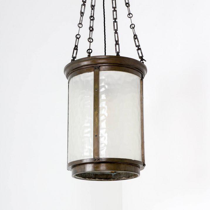 BRONZE COUNTRY HOUSE LANTERN 5 Cooling & Cooling