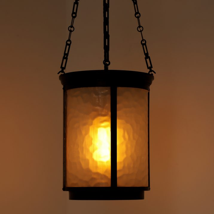 BRONZE COUNTRY HOUSE LANTERN 6 Cooling & Cooling