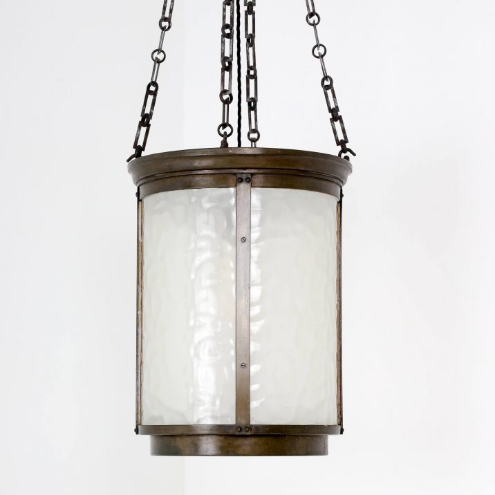 BRONZE COUNTRY HOUSE LANTERN 9 Cooling & Cooling
