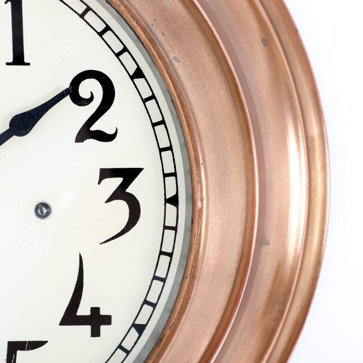 ITR COPPER WALL CLOCK 5 Cooling & Cooling